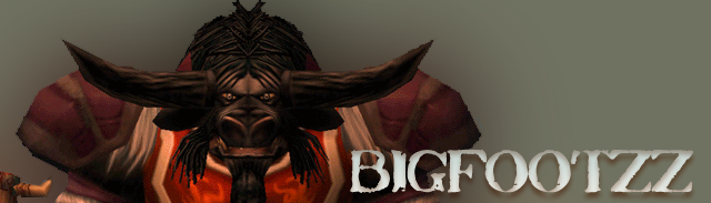 Forsaken World Bigfootzbanner